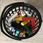 知育を始めよう!1歳2歳初めてのLEGOブロック。働くママのブログ